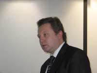 Борис Меленевский, департамент предпроектного консалтинга Oracle,  руководитель направления